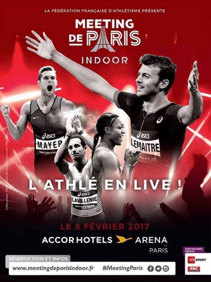 Premier show à l'AccorHotels Arena !