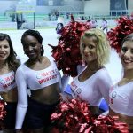 Hockey Cheers up Dance