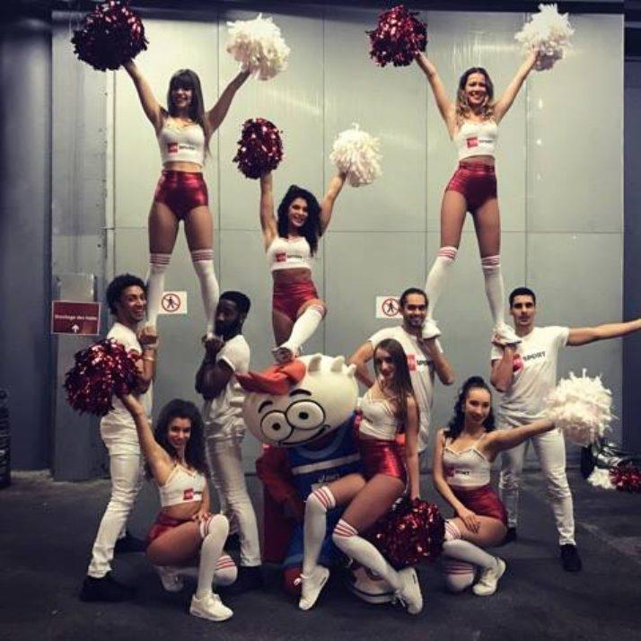Show à l'AccorHotels Arena pour le Meeting de Paris !