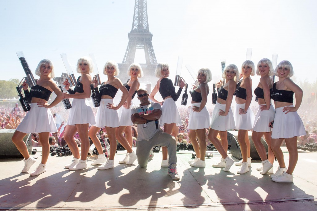 Sephora France Cheers up Dance