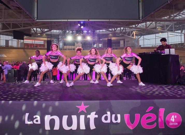 Les Cheers up de retour à Roubaix pour la Nuit du vélo !
