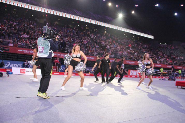 Retour sur le Meeting de Paris avec les cascadeurs Stunt Show Events