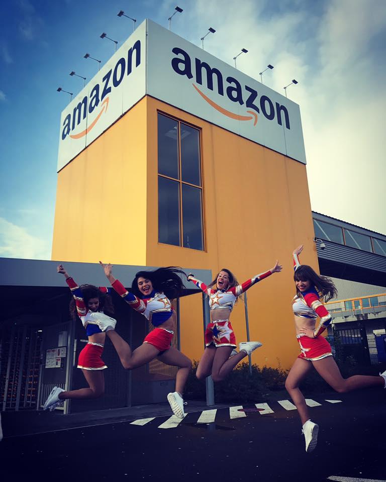 Un week-end chez Amazon !