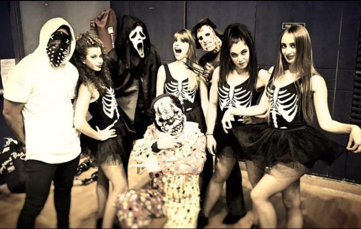 Halloween au Palais des sports Marcel Cerdan !